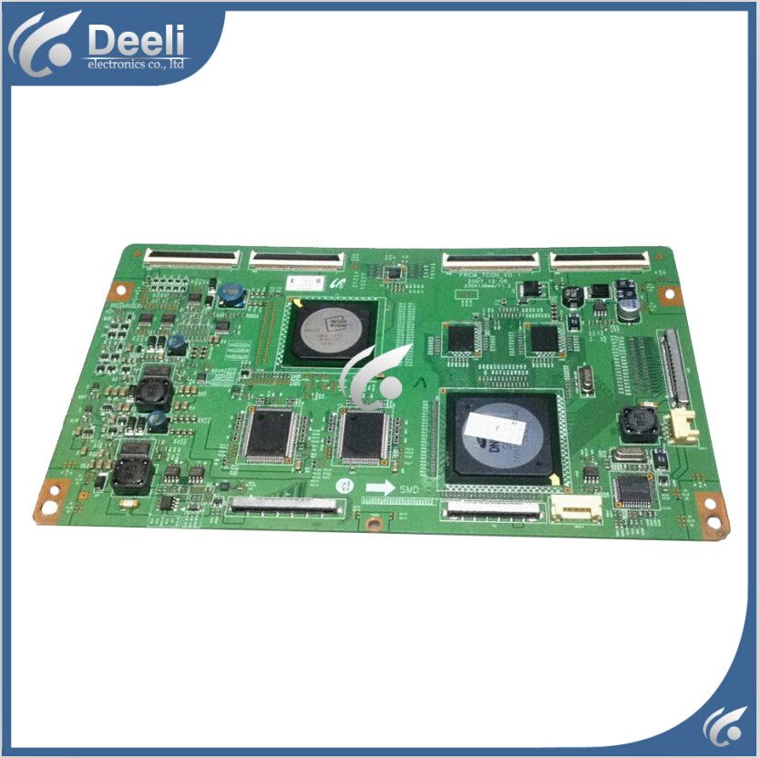 Working good 95% new original for samsung Logic board FRCM_TCON_V0.1: LJ94-02349C 40