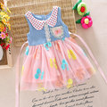 Princess Baby Girl Dress Kids Dress for Baby Girls Clothes Summer Style Kids Girls Party Easter Dresses Children Clothing
