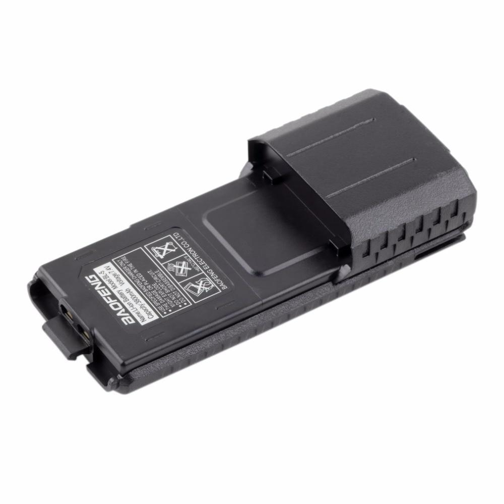 Pour Baofeng Pofung BL-5L 3800 mAh 7.4 V Li-ion Étendue Batterie pour UV-5R Radio Rechargerable Batteries