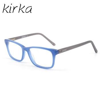 8d1d7cde5f Montura de gafas ópticas de acetato para niños montura de gafas cuadradas  para niños de 6 a 10 años