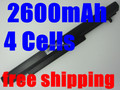 2600mah  Laptop Battery for Asus A56 A46 K56 K56C K56CA K56CM K46 K46C K46CA K46CM S56 S46 Series A31-K56 A32-K56 A41-K56