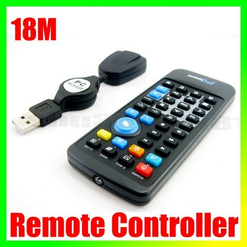 18m distance USB PC Notebook Loptop REMOTE CONTROLLER For XP VISTA S289