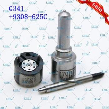 ERIKC enjektör vana 9308-625C ve Meme EMBR00101D için G341 Yakıt Enjeksiyon tamir kiti 7135-581 28236381 9686191080