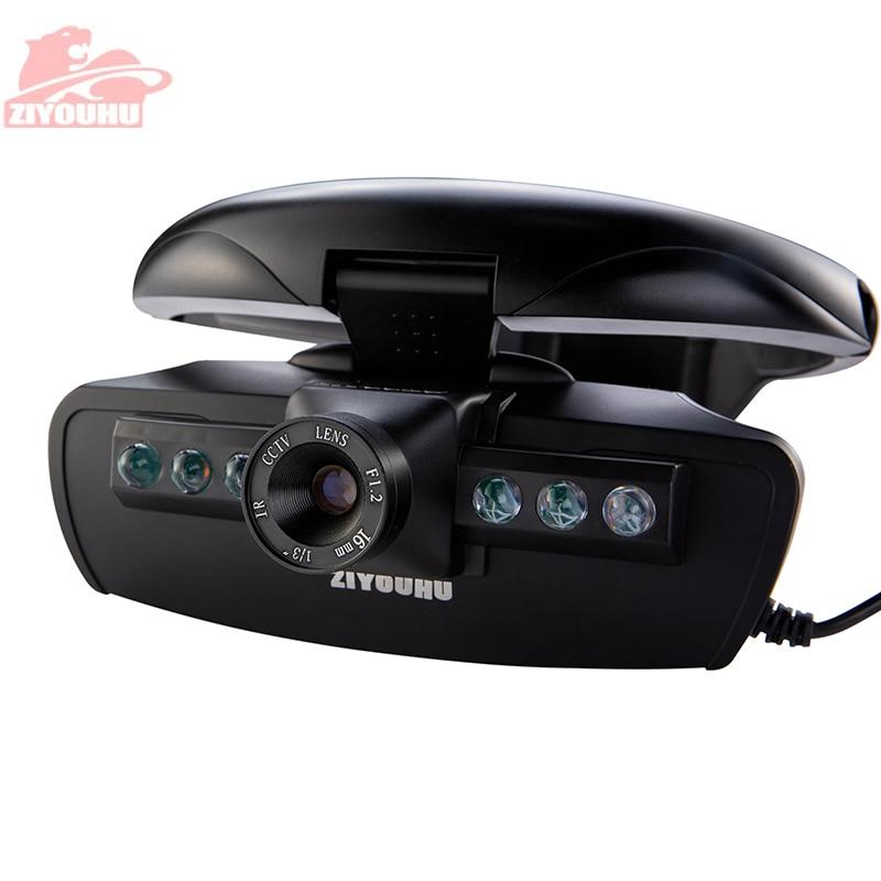 Image 2 - ZIYOUHU IR Цифровые очки ночного видения устройство для масок наблюдения в темноте HD изображения для охоты прицел на голову-in Ночное видение from Спорт и развлечения