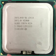 INTEL XEON L5410 SLAP4 SLBBS 2.33GHz/12M/1333Mhz/CPU equal to775 Core 2 Quad Q8200 CPU,works on LGA775 mainboard no need adapter