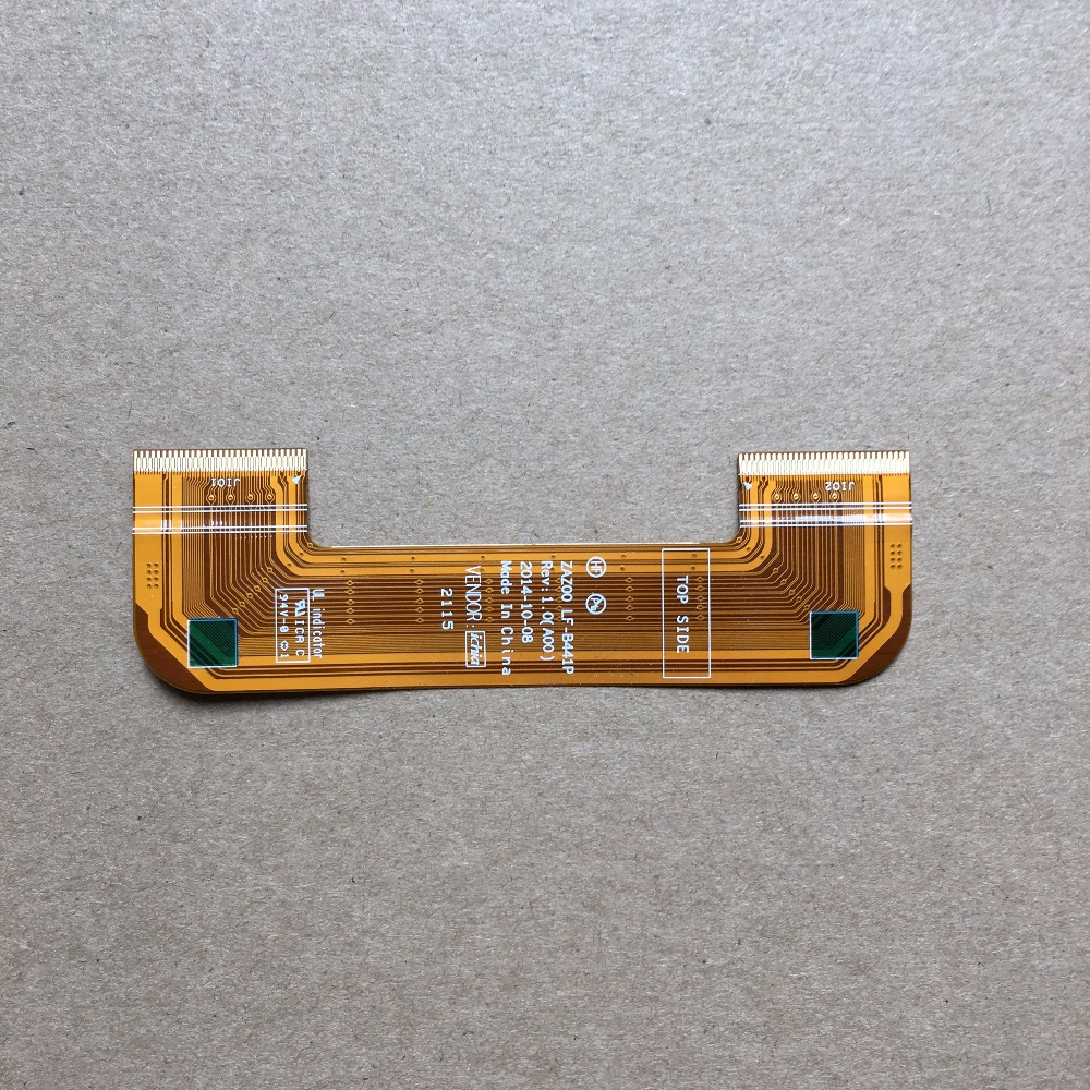 Nouveau ordinateur portable original IO conseil Fluk FLEX CABLE Pour DELL XPS13 9343 9350 9360 FFC Câble LF-B441P 05NJV CN-005NJV