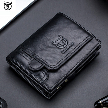 men Wallet Genuine Leather Men's Purse Design male Wallets With Zipper Coin Pocket Card Holder Luxury Wallet new design genuine leather men wallets coin pocket zipper real leather wallet with coin purse high quality male purse cartera