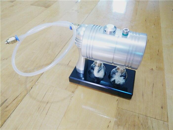 Modèle de machine à vapeur chaudière À Vapeur générateur expérience Scientifique prop