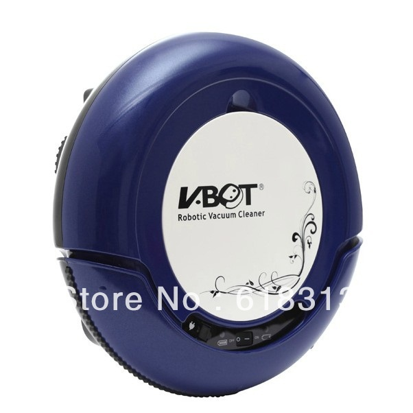 V-BOT T270 Small Household Intelligent Robot Vacuum Cleaner w/ Super low noise / Sweeping, vacuuming, mopping 3-in-1
