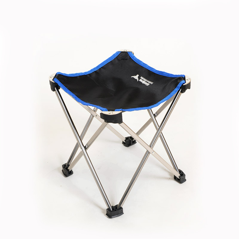 DST Aluminium Alloy Camping Hiking Foldable Chair Folding Fishing Picnic BBQ Garden Chair Seat Outdoor Tools Stool aluminium alloy outdoor foldable chair four legs fishing picnic bbq garden chair seat durable square camping stool 23 23 25cm