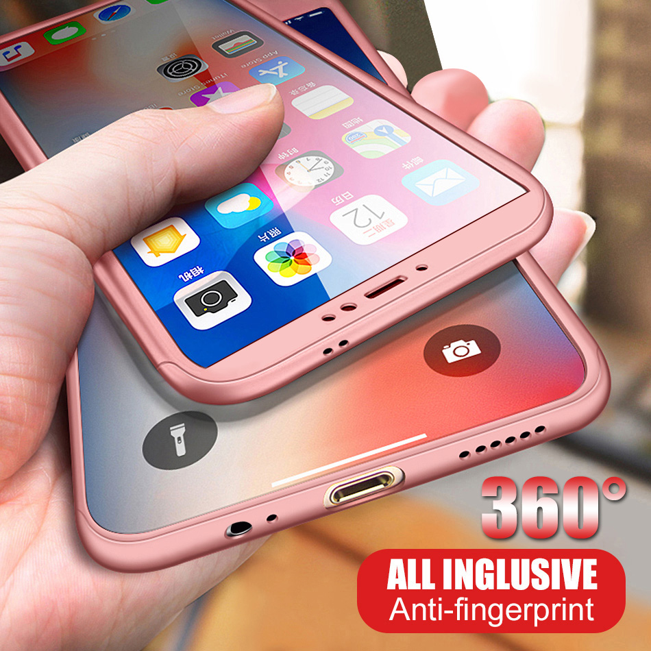 official photos 80eb9 e747b Marjay 360 Degree Protection Hard Case For Xiaomi Redmi Note 5 5 Pro Redmi  5 5A Shockproof Full Cover For Xiaomi Mi A1 6 5S Plus