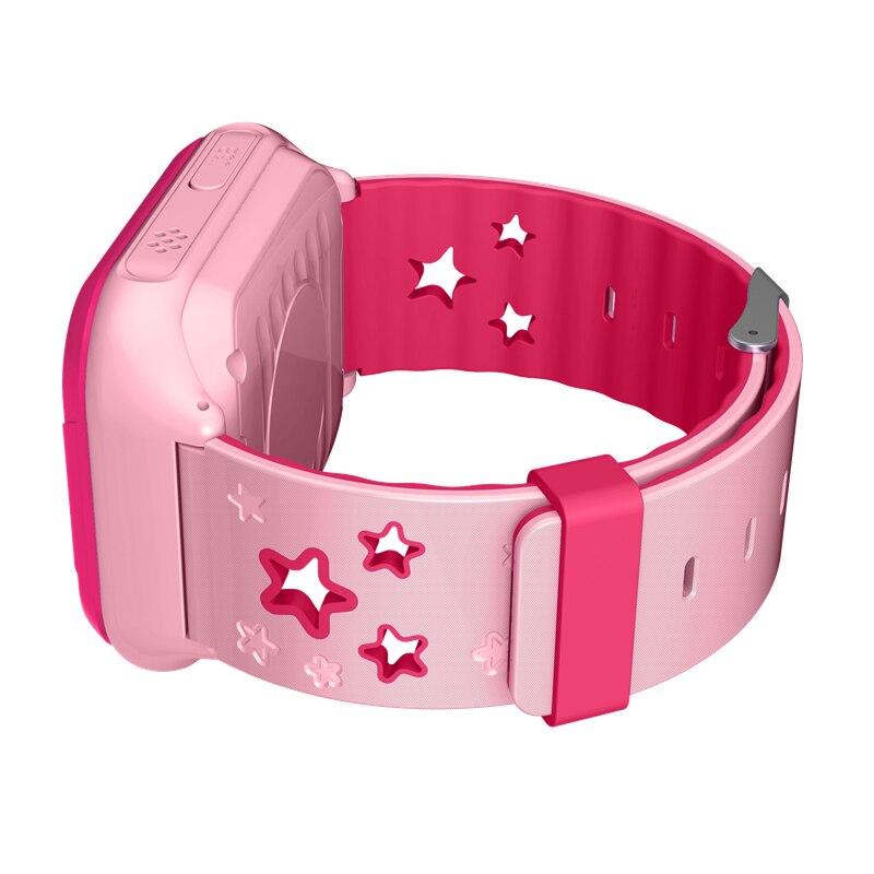 Q402 4G enfants GPS montre intelligente localisation dispositif Tracker SOS appel enfant sain intelligent Fitness sûr bébé montre intelligente écran tactile - 4