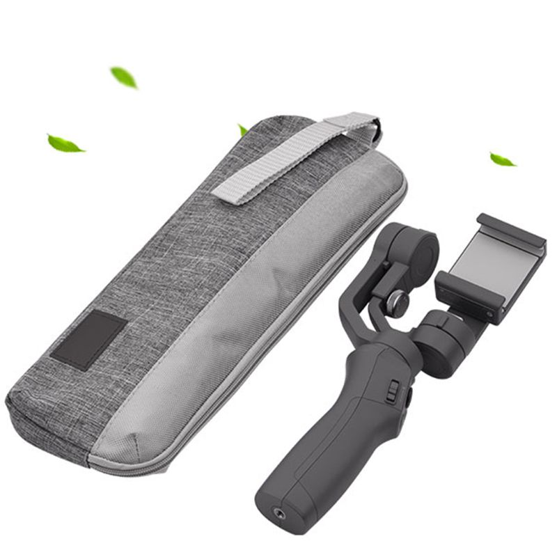 Handbag Storage Bag Case Accessories Camera Clip Carrier Portable Protection Waterproof for DJI Osmo Mobile 2 Zhiyun Smooth Q 4 image