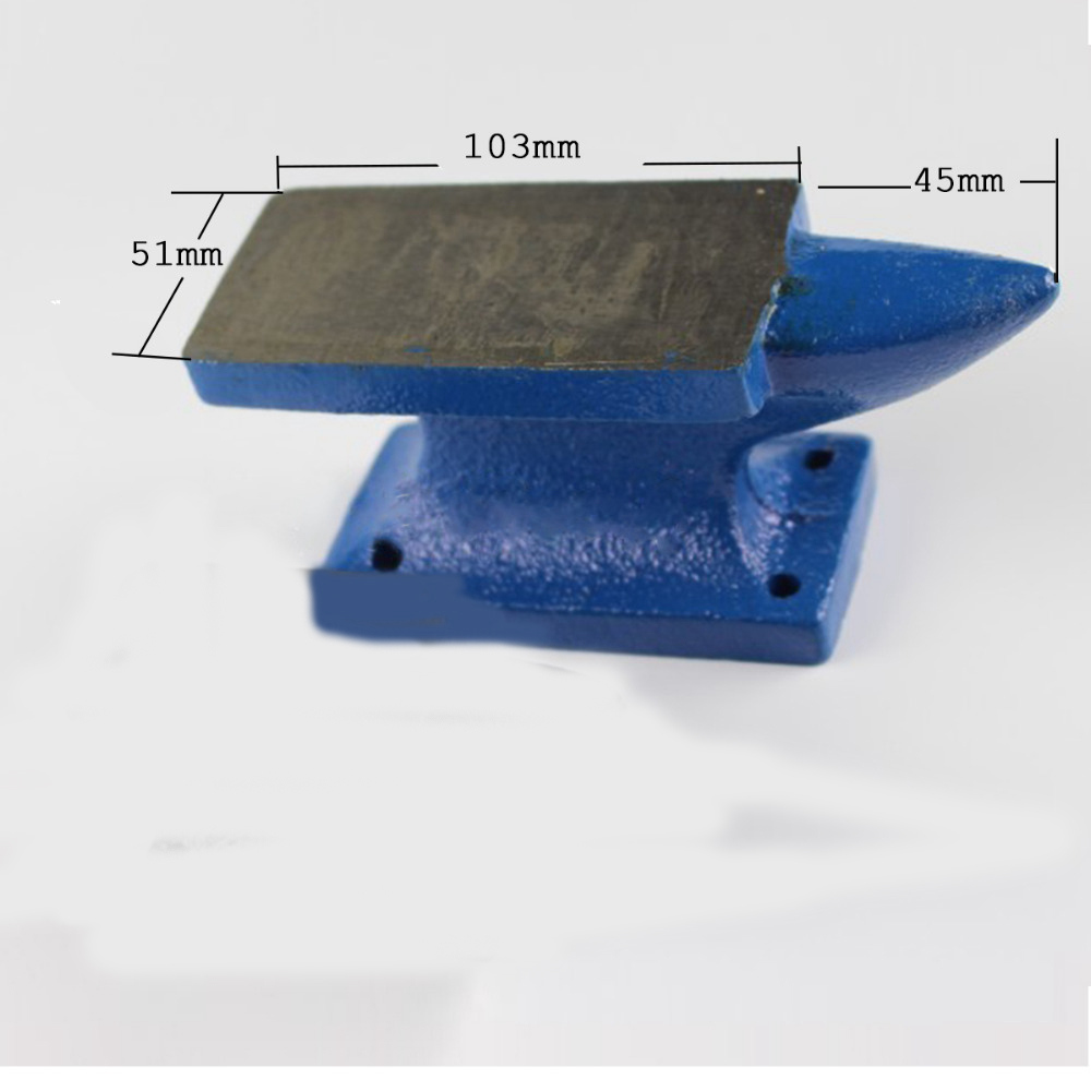 Small Anvil for forming small jewellery items from