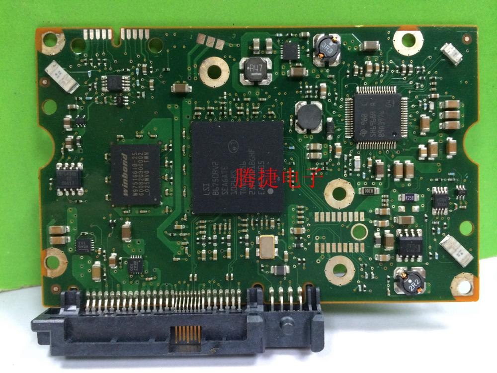 hard drive parts PCB logic board printed circuit board 100597352 for Seagate 3.5 SAS server hdd data recovery repair