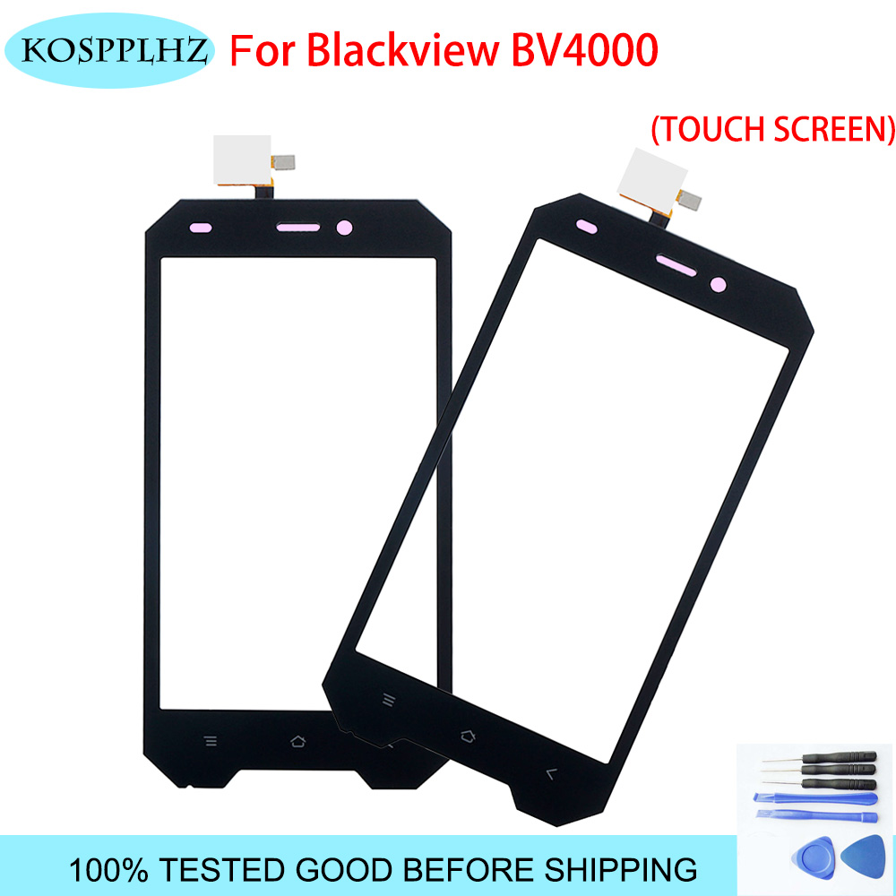 Black 4.7 inch front outer glass For blackview bv4000 bv4000pro pro Touch Screen Touch Panel Lens Replacement bv 4000 + ToolsBlack 4.7 inch front outer glass For blackview bv4000 bv4000pro pro Touch Screen Touch Panel Lens Replacement bv 4000 + Tools