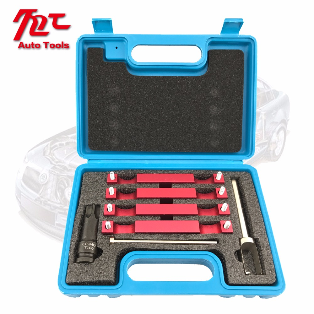 Hot Sale Engine Timing Tool For Mercedes Benz M276 M157 M278 Injector Nzzle  Removal Puller Tool With T100 Socket