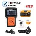 Foxwell NT624 AutoMaster Pro Todas As Marcas Todos Os Sistemas OBD Ferramenta de Scanner de Diagnóstico OBD2 Ferramenta De Diagnóstico Todas As Marcas Todos Os Sistemas