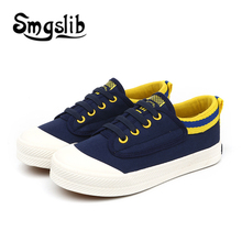 Kids Canvas Shoes Children Breathe Boys Sport Trainers Casual Baby School Flat Sneaker 2018 Girls Toddler