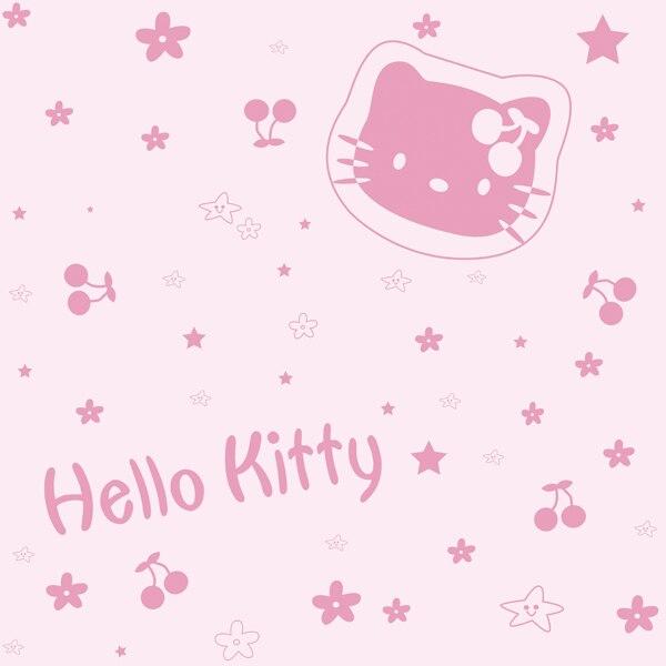 New Healthy Baby Children Room Wallpaper Nonwovens Girl Warm Pink
