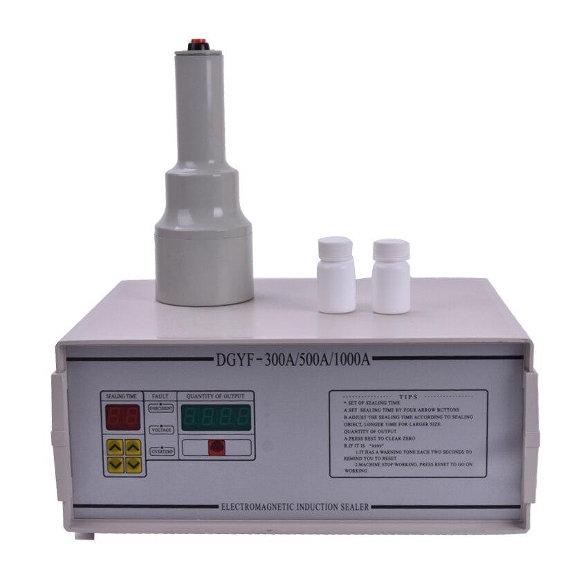 1ac38ff8d32 1 PC F300 induction de Papier D aluminium D étanchéité Équipement Main  scellage par induction machine indution scellant machine 8-50mm