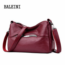 New High Quality Soft Leather Luxury Handbags Women Bags Designer Double Zippers Shoulder Crossbody Bags For Women Sac A Main fashion shoulder bag female high quality leather crossbody bags for women 2019 luxury handbags women bags designer sac a main