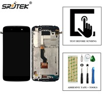 Srjtek 4 7 For Alcatel One Touch Idol 3 OT6039 6039 6039y Full LCD Display Touch