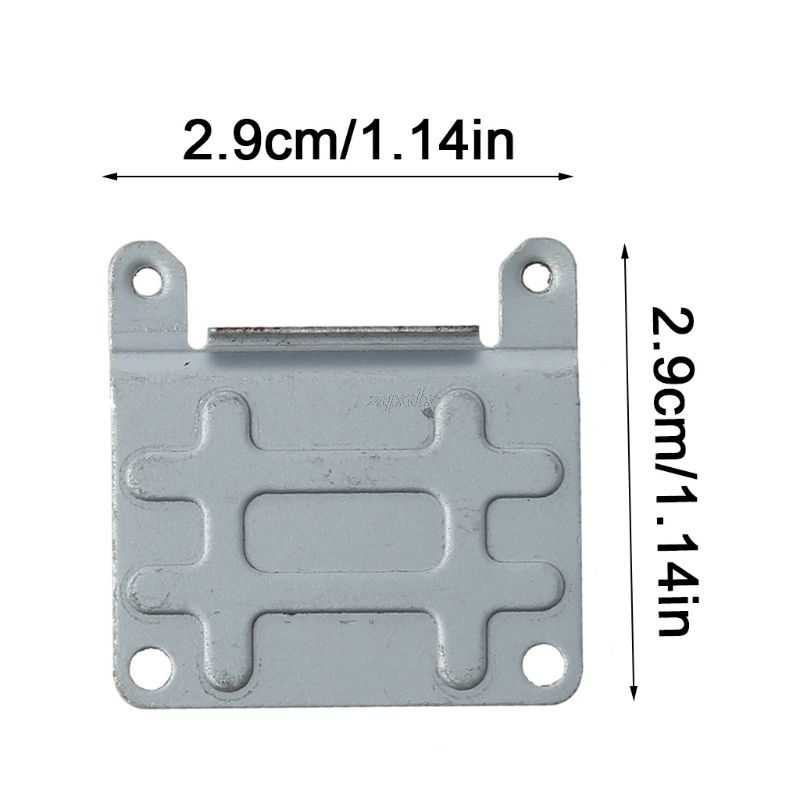 Mini PCI-E Half to Full Size Extension Card Wireless WIFI PCI-Express Adapter Bracket With Screws Drop Ship