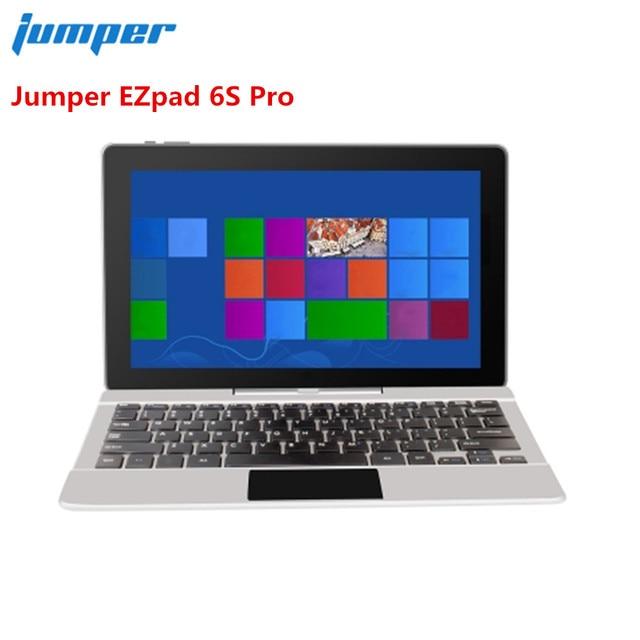 Jumper EZpad 6S Pro 2 in 1 Tablet PC 11.6 inch Intel Apollo Lake N3450 Quad Core 1.1GHz 6GB RAM 128GB SSD HDMI with Keyboard