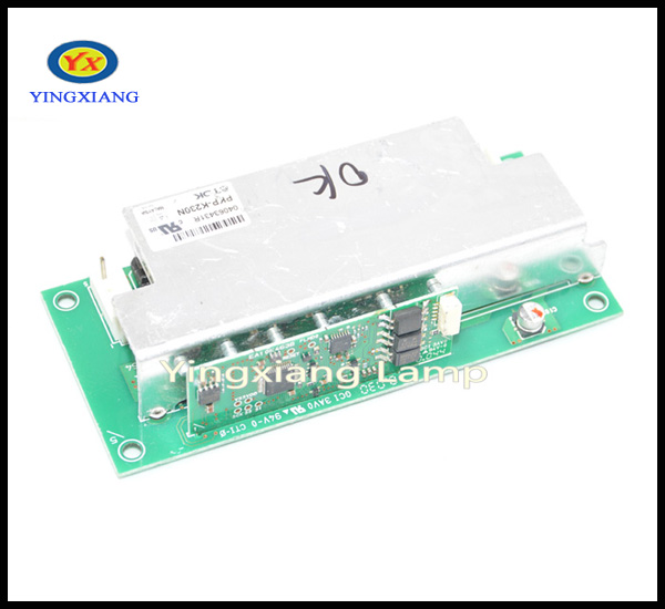 New Projector Ballast For Epson EB-450/EB-1830 / Projector Lamp Power K230N 100% original new h550bl1 projector ballast board for epson cb x27 w28 x29 x30 x31 97 projetors