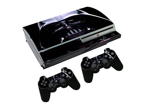 Star Wars Skin Sticker For Playstation 3 fat for PS3 fat Console ...