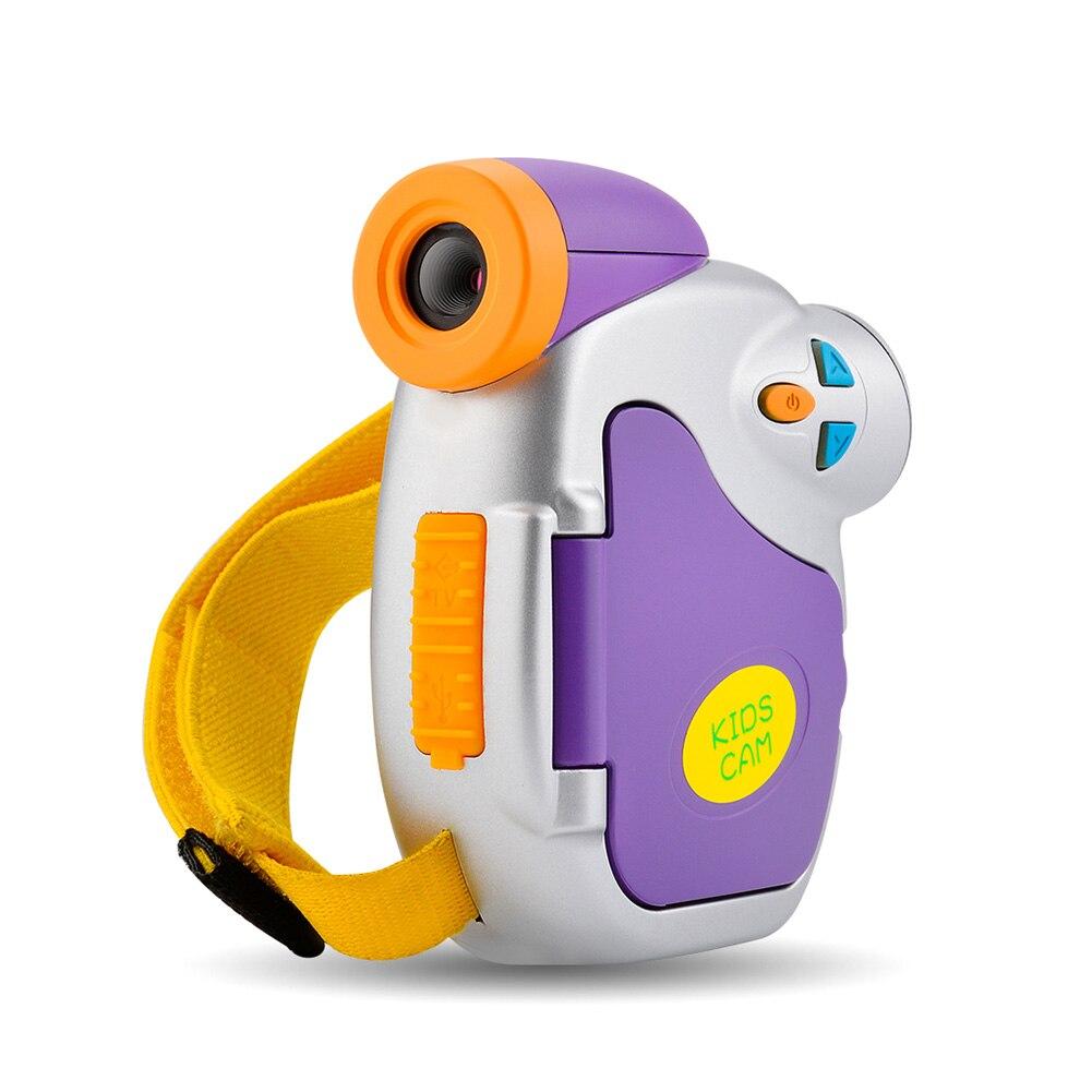 Caméra enfants DVC-7CAM enfants vidéo numérique 5.0 méga caméra haute définition enfants cadeaux d'anniversaire DJA99