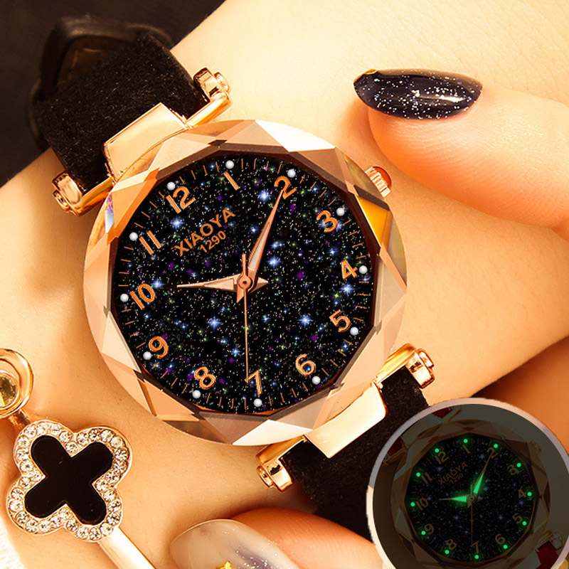 Armband- & Taschenuhren Romantisch Watch New Fashionable Exquisite Luxury Sports Casual Waterproof Women Watche Nw Armbanduhren