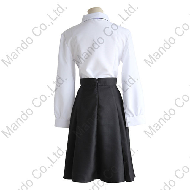 Akiko Yosano Cosplay Bungo Stray Dogs Anime Armed Detective Agency Member Polyester Costume halloween for women girls outfit  sc 1 st  Aliexpress & Online Shop Akiko Yosano Cosplay Bungo Stray Dogs Anime Armed ...