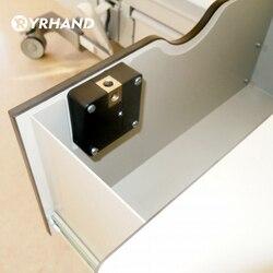 Electronic Keyless Digital Door Lock,  Invisible RFID Locker Card hidden Lock for Private Drawer, wardrobe cabinet door lock