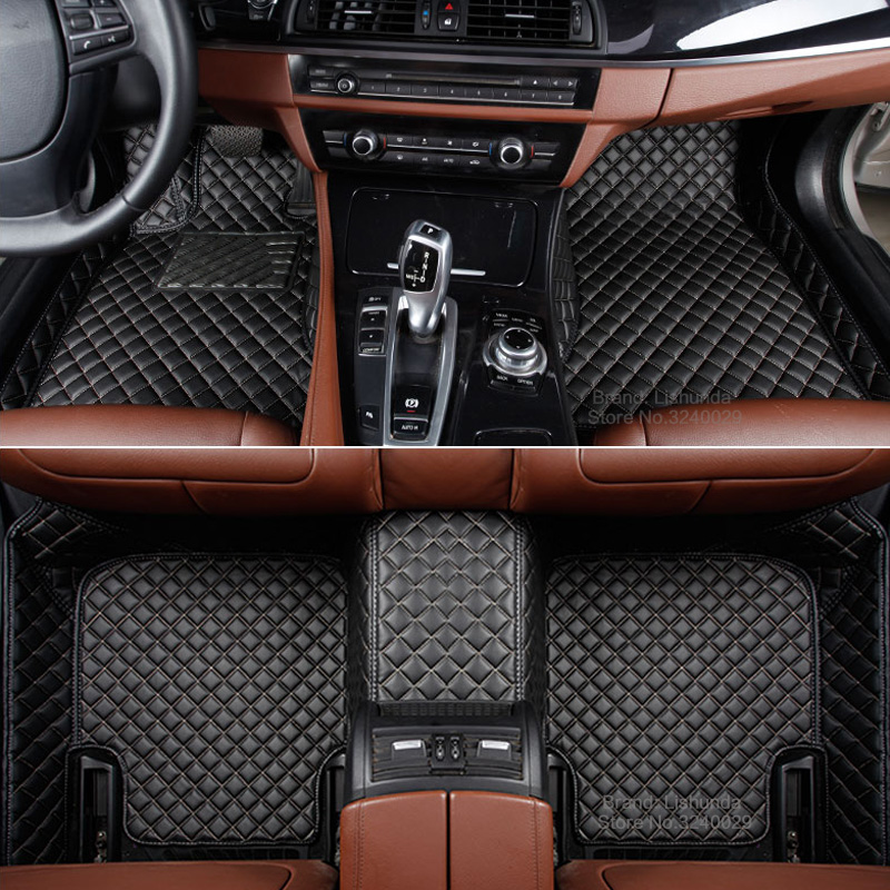 Custom Fit Car Floor Mat For Cadillac Escalade ATS CTS CTS