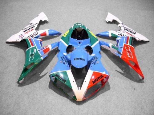 Motorcycle Fairing kit for YAMAHA YZFR1 04 05 06 YZF R1 2004 2005 2006 yzfr1 YZF1000 Blue Red white Fairings set+7gifts YN58