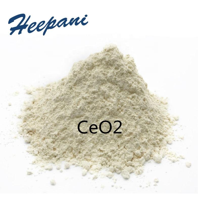 Free Shipping Rare Earth Oxides High Purity Cerium Oxide CeO2 Powder For Catalyst, Ceramic Glaze