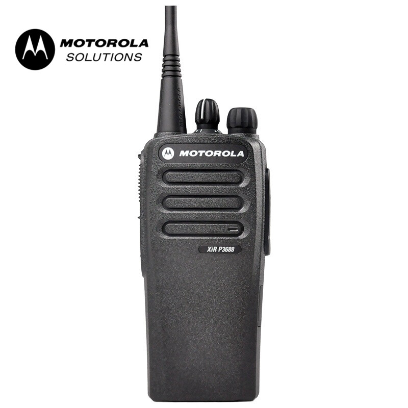 motorola digital/analog best quality 5w vhf radio xir p3688,cheap radio,high quality walkie talkie  Воск