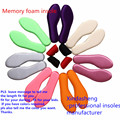 3 pairs one parcel Parent-Child fashion shoes memory foam foot massage insole