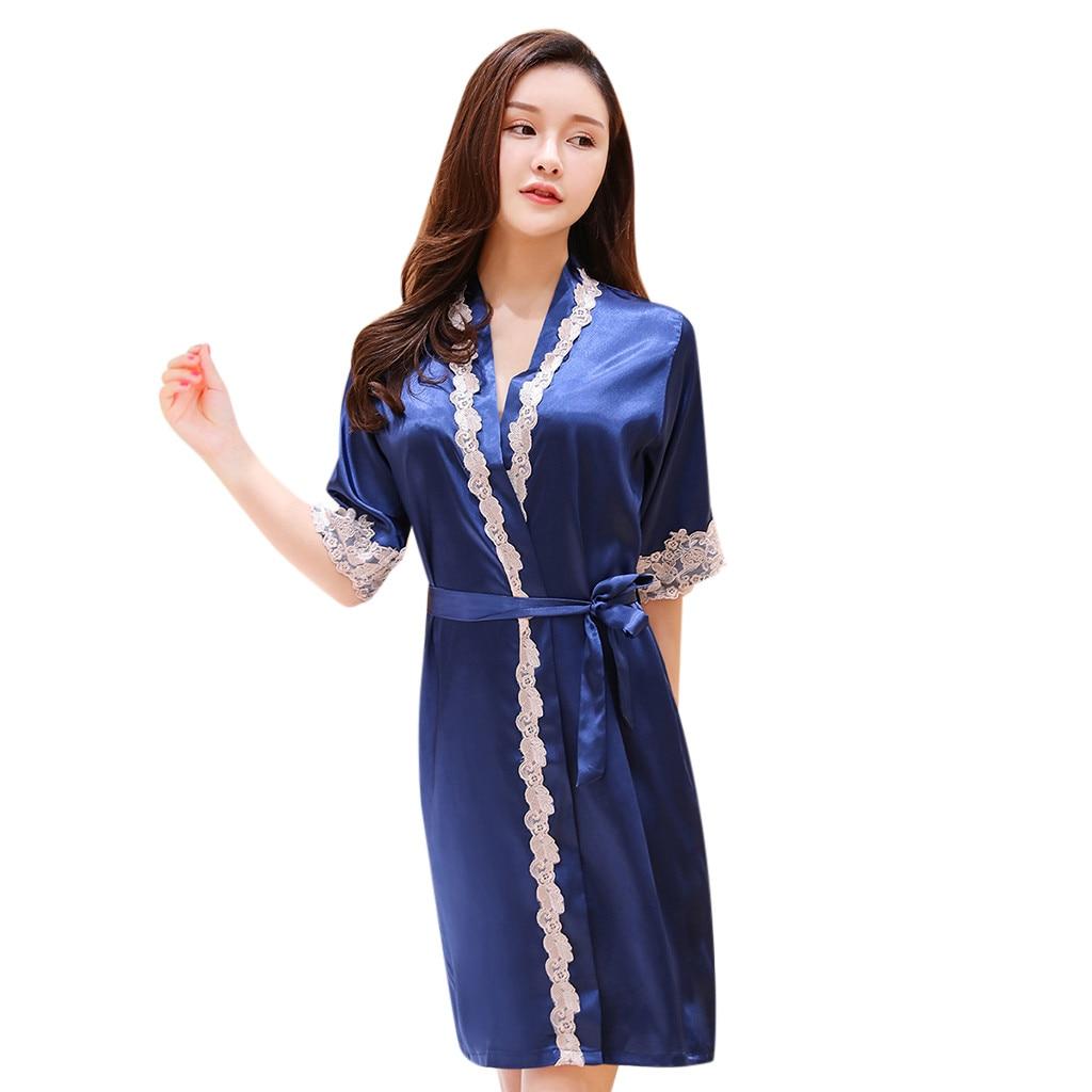 dd480e8a3840ca4 2019 новейшая сексуальная ночная рубашка, мягкие элегантные длинные ночные  рубашки для женщин, милая домашняя одежда для сна принцессы, разме.