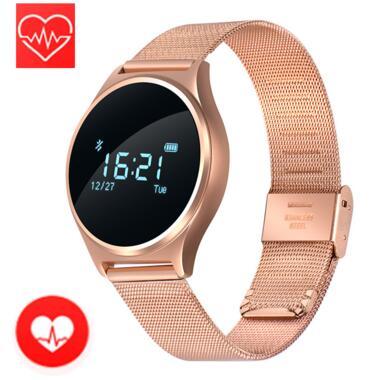 Smart watch m7 presión arterial smartwatch podómetro bluetooth monitor de ritmo