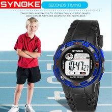Children Watches Kids Wrist Watch Back Light Alarm 50m Water