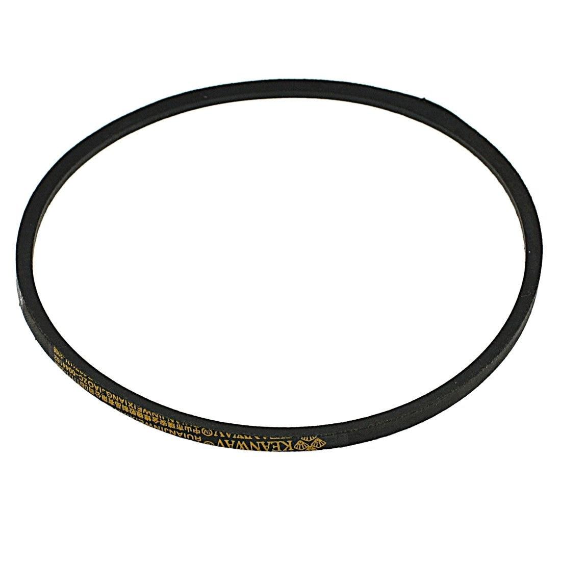 """PROMOTION! nouveau 5/16 """"x 26"""" industrie tondeuse à gazon en caoutchouc noir K Type Vee V ceinture K-26"""