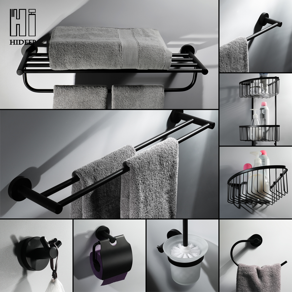 Bathroom Towel Rack Kit: Aliexpress.com : Buy HIDEEP Bathroom Shelf Stainless Steel