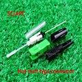 50 pcs/lots SC Fiber Optic Hot Melt type Fiber Optic Connector/FTTH Fast Connector Optical Fiber Communication Tools