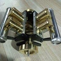 Stirling Engine Model Vacuum Igniting Engine Model