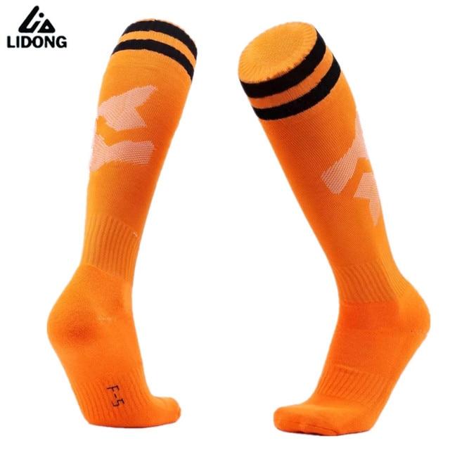 2017 New Unisex Men Women Soccer socks Leg Support Stretch Compression Sox Sock Kids Youth Sports Running Football Cycling Socks