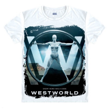 Westworld T Shirts | Every Hero Has A Code