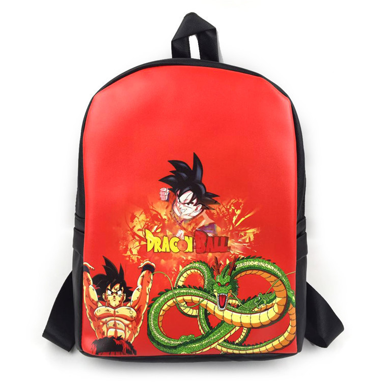 Luggage & Bags Men's Bags Devoted New Anime Dragonball Z Backpack Cosplay Dbz Son Goku Super Saiyan Backpacks Student School Shoulder Bag Bookbag Gift To Reduce Body Weight And Prolong Life